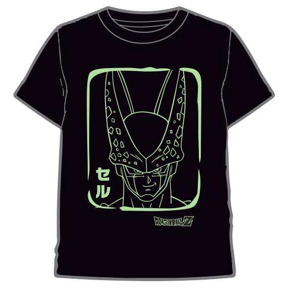T shirt cell dragon ball z