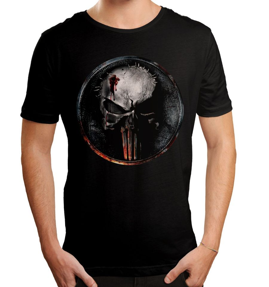 T shirt daredevil marvel blood punisher