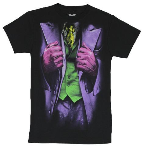 T shirt dark night joker