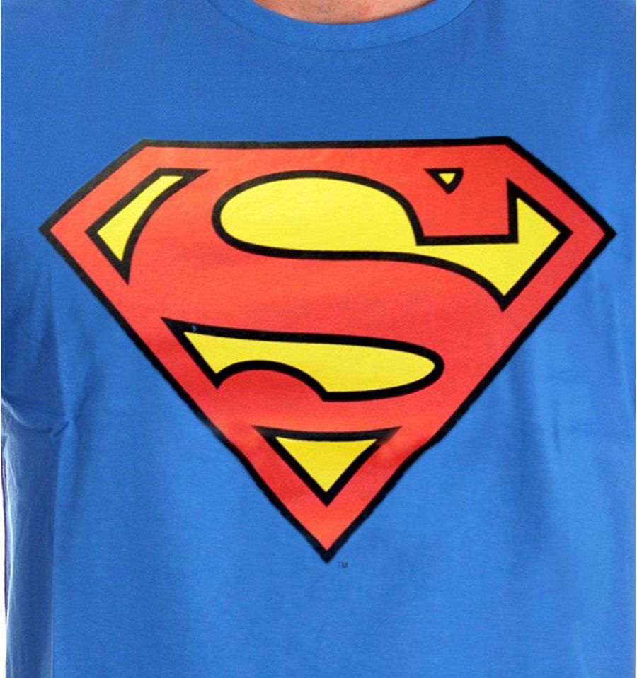 T shirt dc comics superman