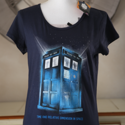 T shirt dr who 1