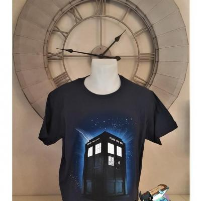 T shirt dr who