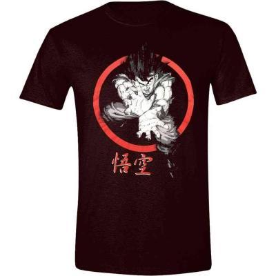 T shirt dragon ball kamehameha goku