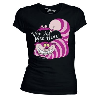 T shirt femme disney alice in wonderland