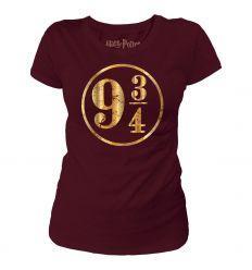 T shirt femme harry potter 9 3 4