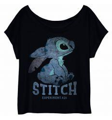 T shirt femme lilo stitch stitch experiment 626
