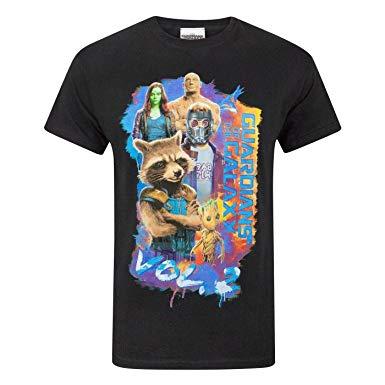 T shirt gardien de la galaxie vol2