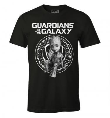 T shirt gardiens de la galaxie vol 2 marvel groot guardian