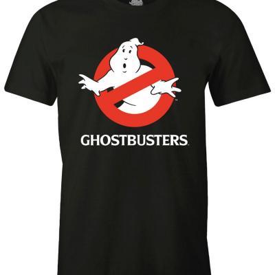 T shirt ghostbusters classic logo