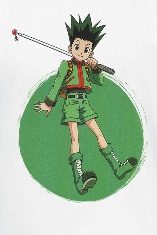 T shirt gon hunter x hunter