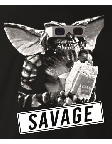 T shirt gremlins savage 1