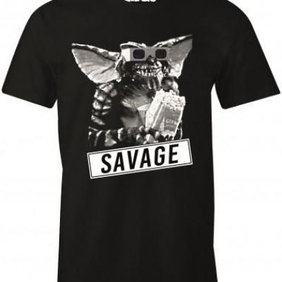 T shirt gremlins savage