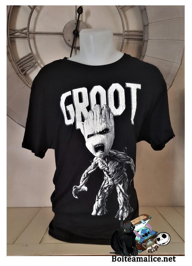 T shirt groot 2