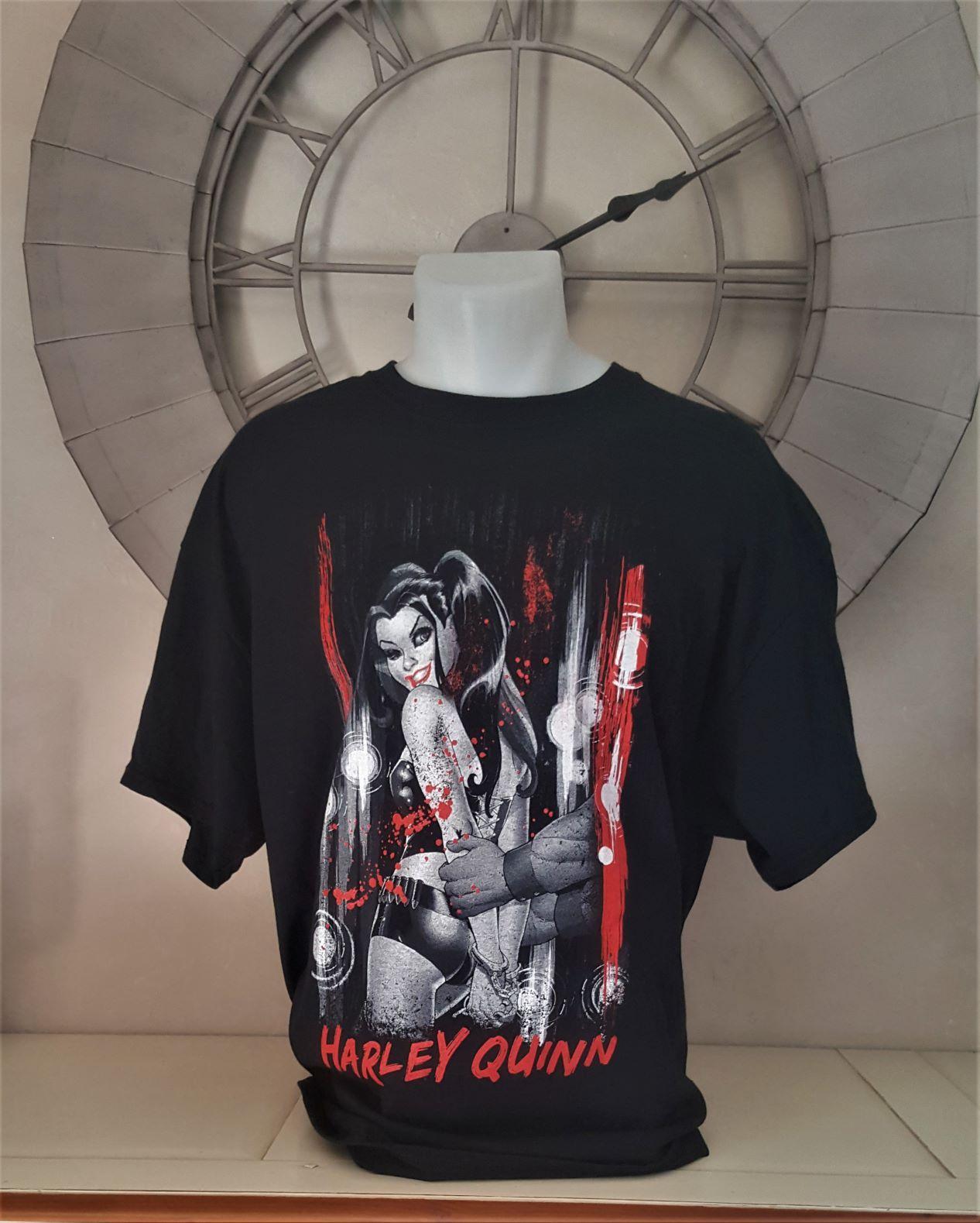 T shirt harley quinn 4