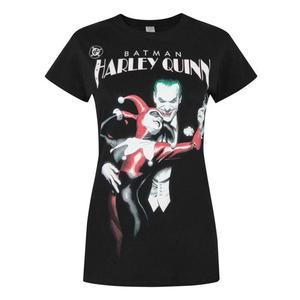 T shirt harley quinn batman