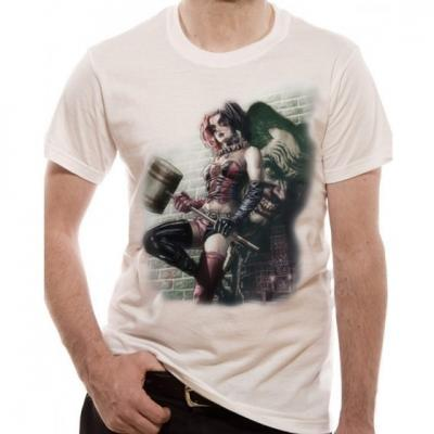 T shirt harley quinn dc comics batman jocker