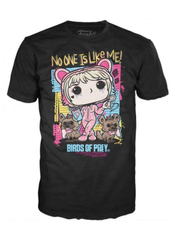 T shirt harley quinn funko pop