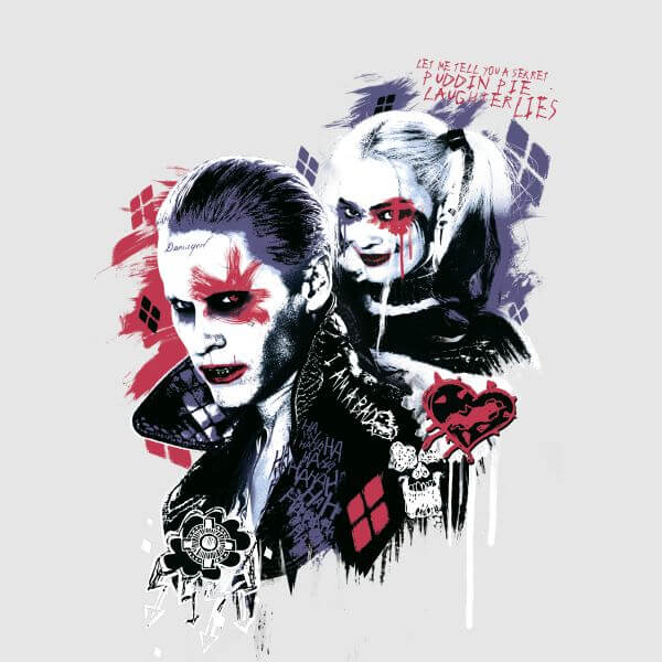 T shirt harley quinn suicide squad 1