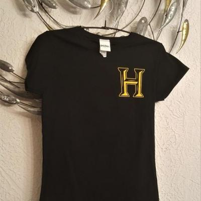 T shirt harry potter femme
