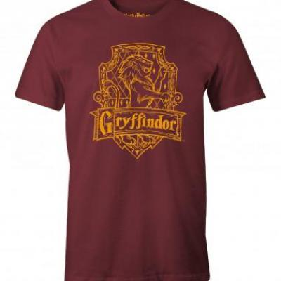 T shirt harry potter gryffindor house