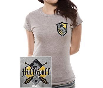 T shirt harry potter poufsouffle femme