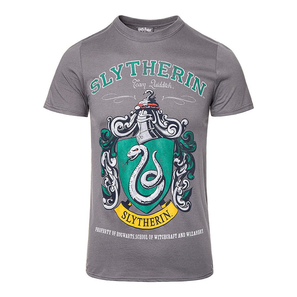 T shirt harry potter serpentard 1