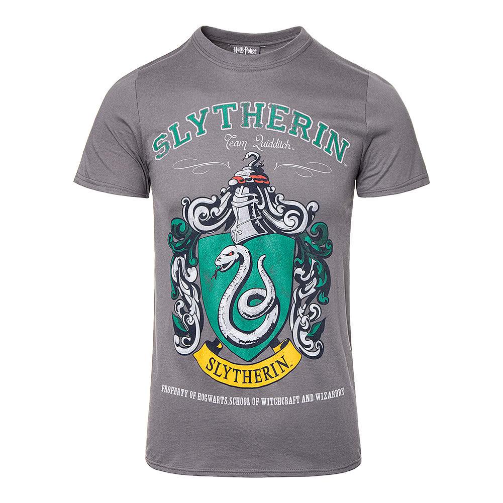 T shirt harry potter serpentard 1