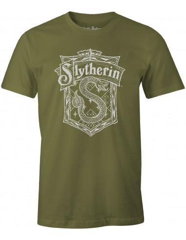 T shirt harry potter serpentard 4