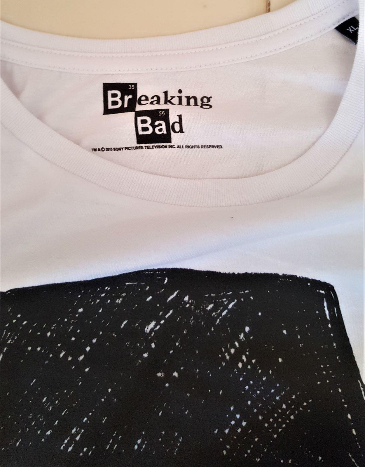 T shirt heisenberg s