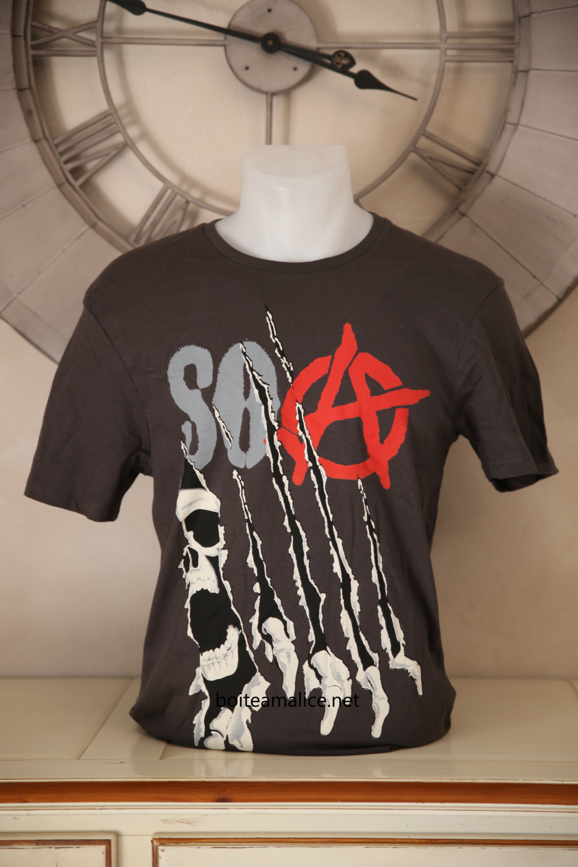 T shirt homme sons of anarchy 1