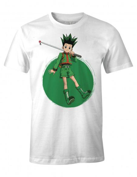 T shirt hunter x hunter gon