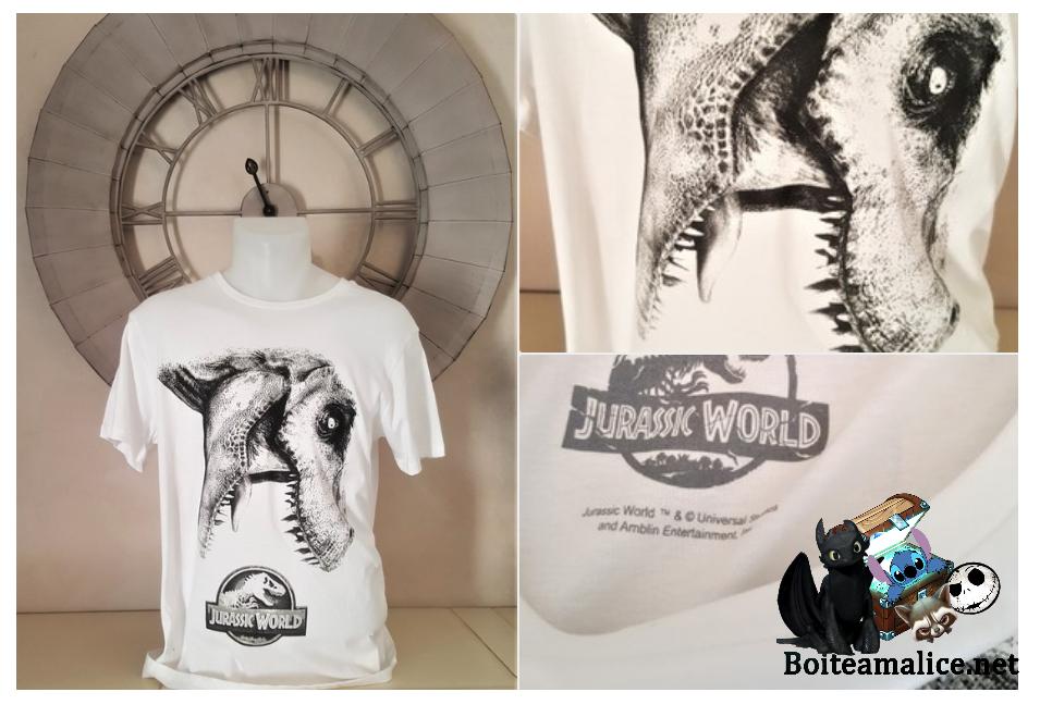 T shirt jurassic park