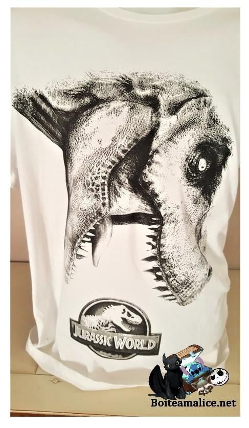 T shirt jurassic world
