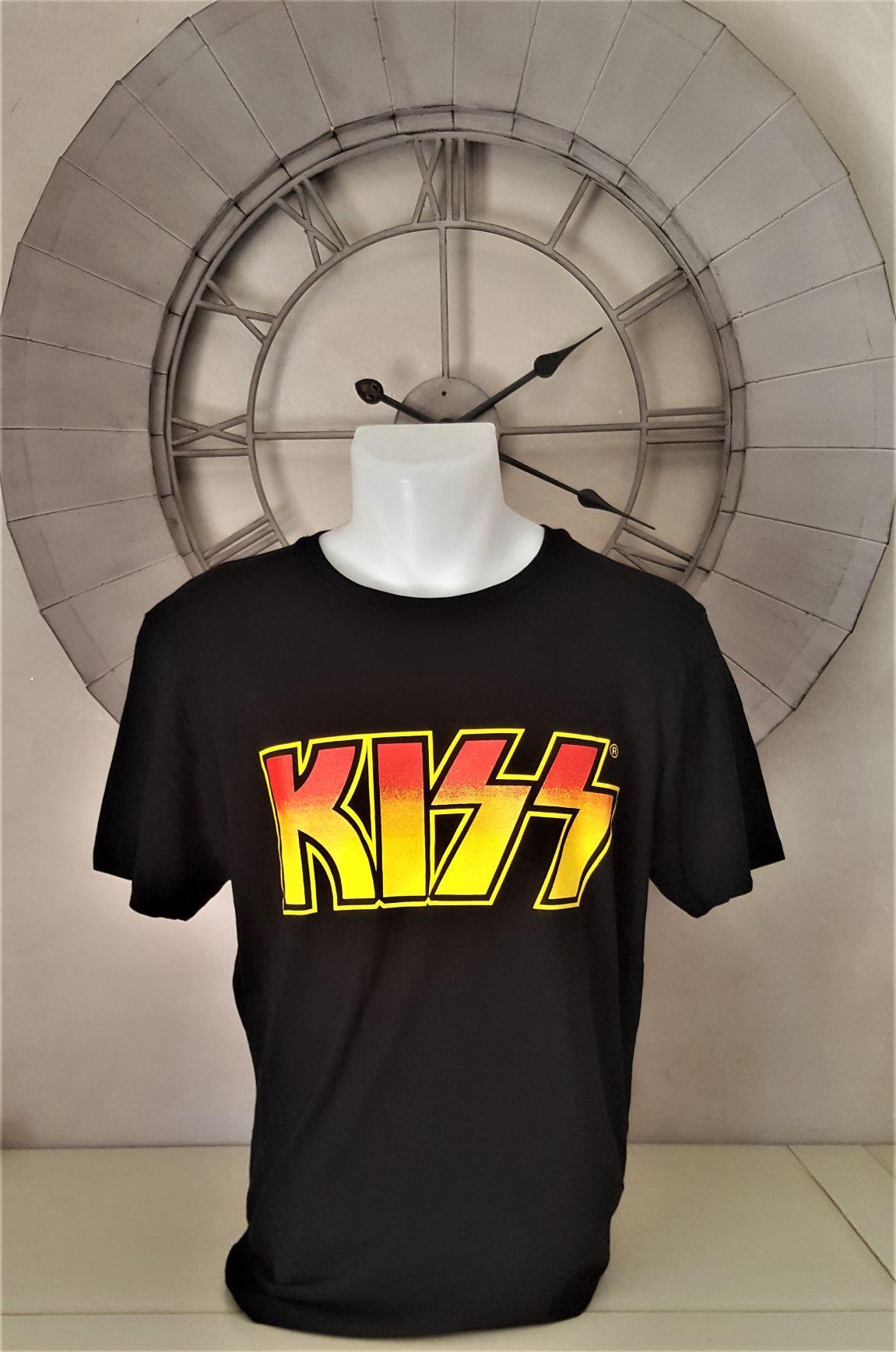 T shirt kiss 1
