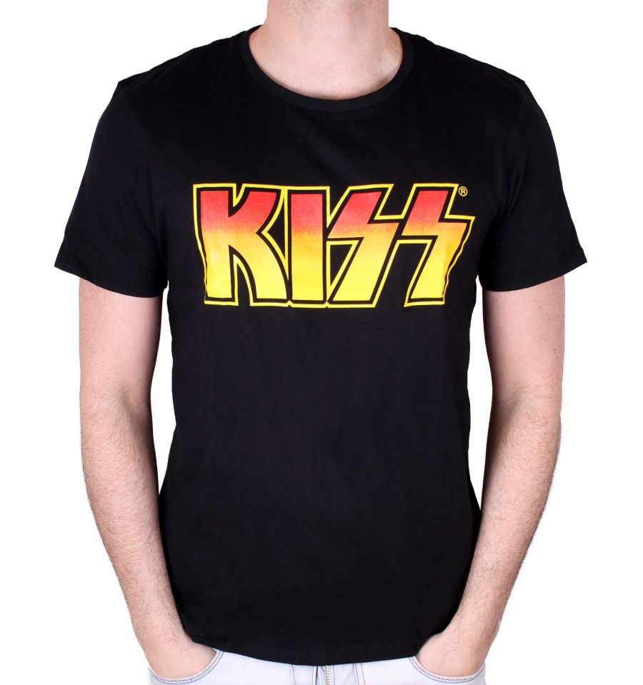 T shirt kiss