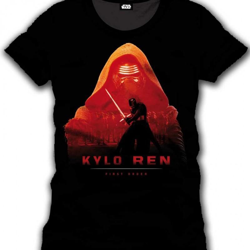 T shirt kylo ren
