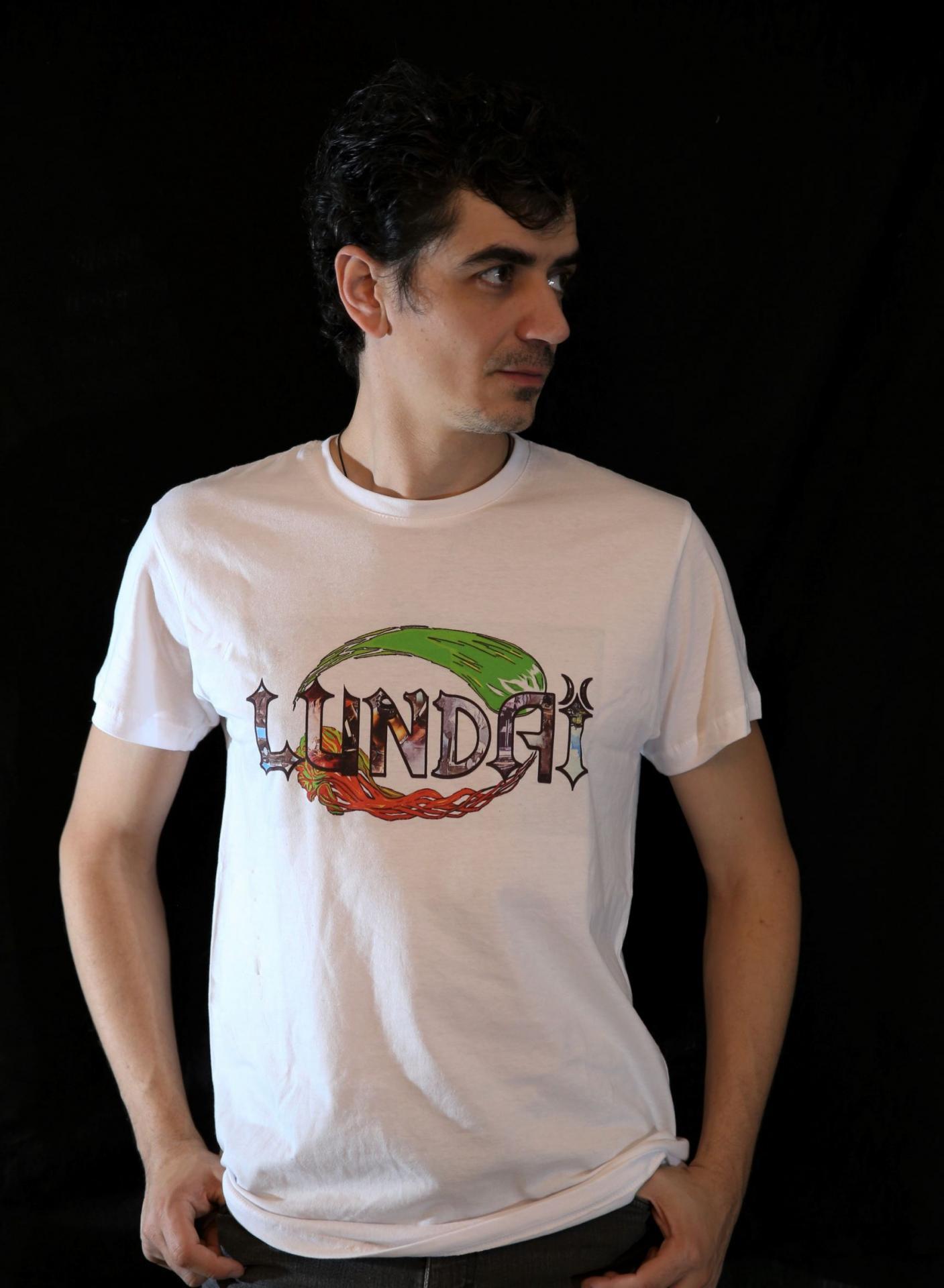 T shirt lundai logo 3