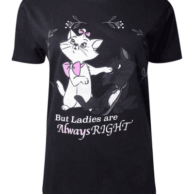 T shirt marie aristochats disney