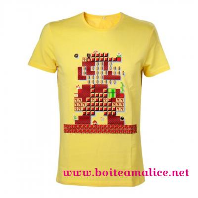 T shirt mario maker