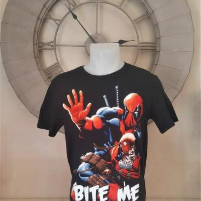 T shirt marvel deadpool
