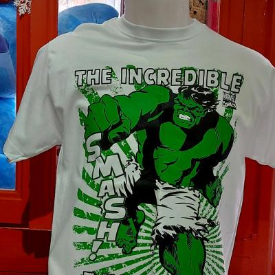 T shirt marvel hulk
