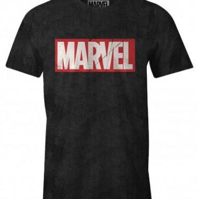 T shirt marvel vintage marvel logo