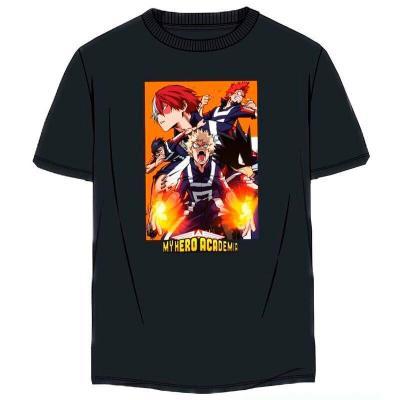 T shirt my hero academia