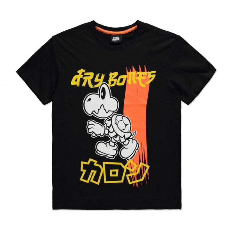 T shirt nintendo dry bones