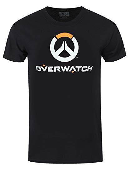 T shirt overwatch logo 2