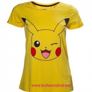 T shirt pikachu