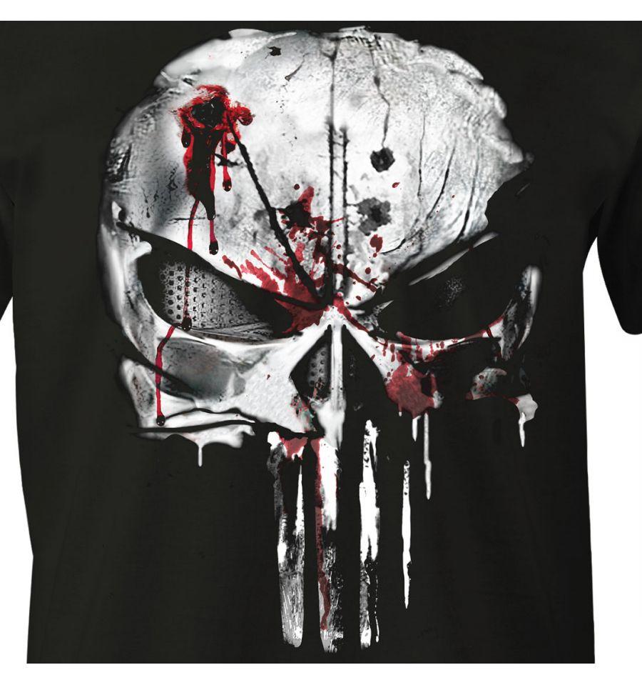 T shirt punisher marvel