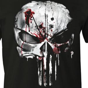 T shirt punisher marvel