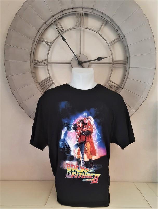 T shirt retour vers le futur