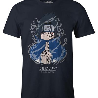 T shirt sasuke naruto